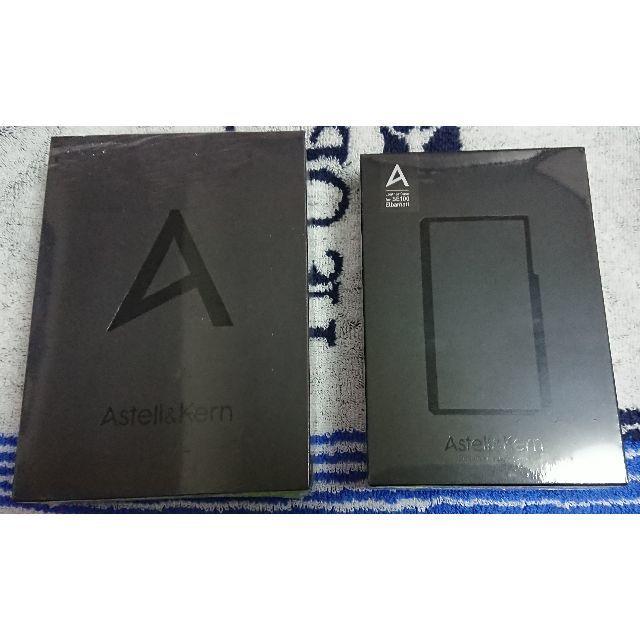 iriver(アイリバー)の【専用】Astell&Kern A&futura SE100 新品ケース付 スマホ/家電/カメラのオーディオ機器(ポータブルプレーヤー)の商品写真