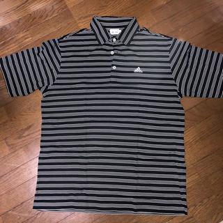 アディダス(adidas)のadidasゴルフポロシャツ 大きいサイズ(ウエア)
