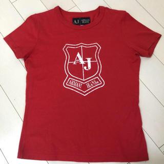 アルマーニジーンズ(ARMANI JEANS)の【美品】ARMANIJEANS Tシャツ♡(Tシャツ(半袖/袖なし))