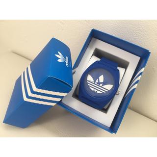 アディダス(adidas)のadidas originals 腕時計 青 ブルー(腕時計)