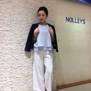 ノーリーズ(NOLLEY'S)のノーリーズ ブラウス ノーリーズ カットソー(シャツ/ブラウス(半袖/袖なし))