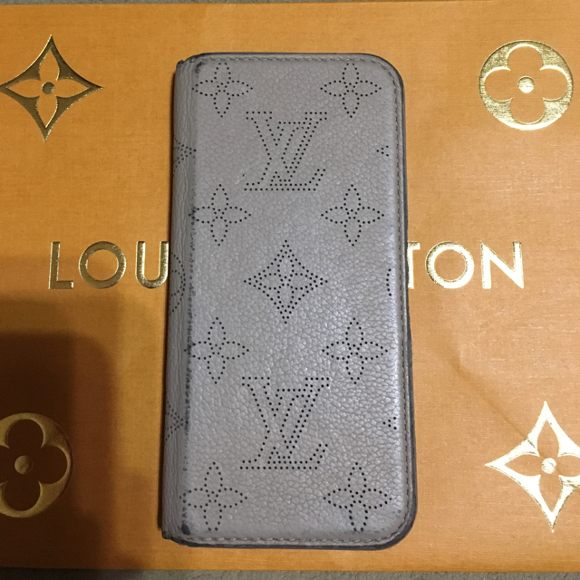 MICHAEL KORS iPhone 11 ProMax ケース アップルロゴ / LOUIS VUITTON - ki様専用★ルイヴィトン★マヒナ★iPhone7ケースの通販 by キラレオ🎶sshop|ルイヴィトンならラクマ