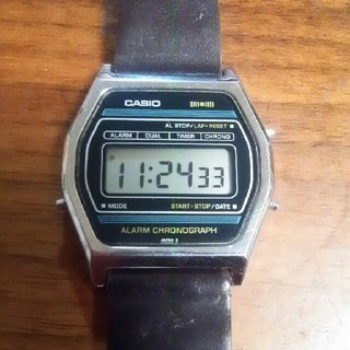 カシオ(CASIO)のCASIO カシオ 腕時計 sa-50(その他)