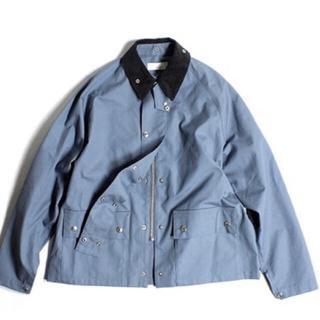 """アンユーズド(UNUSED)のneonsign 18ss work jacket """"motion"""" 46(カバーオール)"""