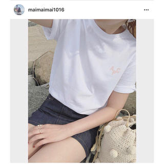 アーペーセー(A.P.C)のAPC ロゴティ(Tシャツ/カットソー(半袖/袖なし))
