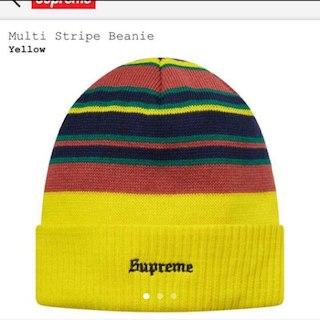 シュプリーム(Supreme)のSupreme Multi Stripe Beanie(その他)