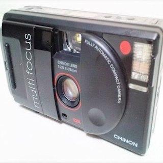 Chinon マルチAF3001(フィルムカメラ)