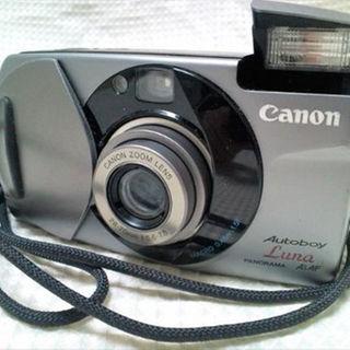 キヤノン(Canon)のキャノン オートボーイ ルナ パノラマ(フィルムカメラ)
