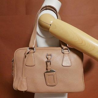 プラダ(PRADA)の◆ 正規品 洗練 ◆PRADA  プラダ レザー ハンドバッグ 肩掛け(ハンドバッグ)