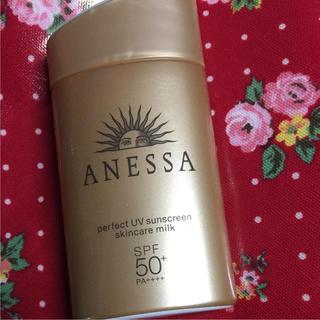 アネッサ(ANESSA)のANESSA パーフェクトuv スキンケアミルク60(日焼け止め/サンオイル)