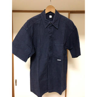 ケンペル(KEMPEL)のKEMPEL ギンガムプルオーバーシャツ(シャツ)