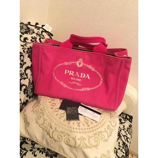 プラダ(PRADA)のプラダ  カナパ❣️本日限定価格(ハンドバッグ)