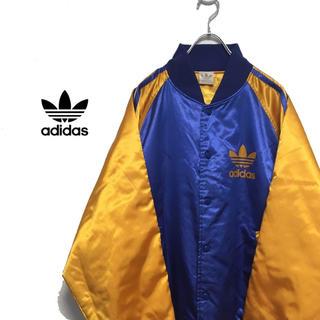アディダス(adidas)のadidas アディダス 90's ビンテージ スカジャン ナイロンジャケット(スカジャン)