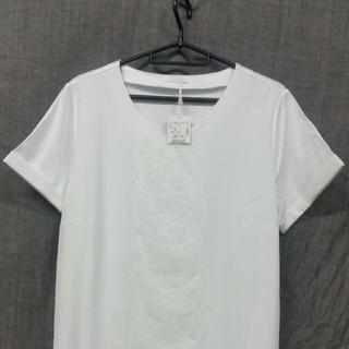 アマカ(AMACA)のAMAC  レースコンビブラウス(シャツ/ブラウス(半袖/袖なし))