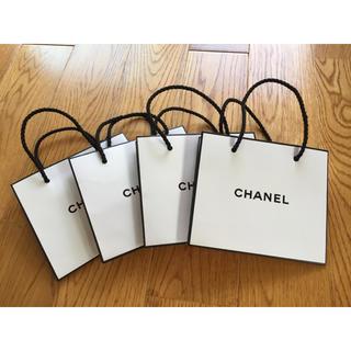 シャネル(CHANEL)のCHANEL シャネル ショッパー ショップ袋(ショップ袋)