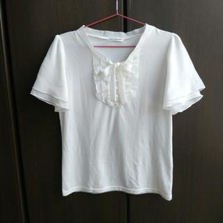 アーヴェヴェ(a.v.v)のシャツ.ブラウス(シャツ/ブラウス(半袖/袖なし))