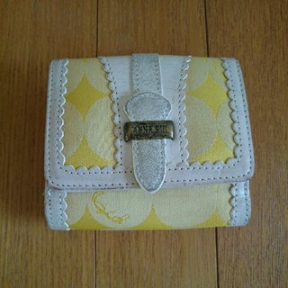 アナスイ(ANNA SUI)のANNA SUI アナスイ 二つ折り財布(財布)