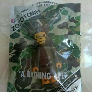 アベイシングエイプ(A BATHING APE)の⚡A・BATHING APE×ZOZO⚡コラボ♥飲料水オマケ♥新品✨(ノベルティグッズ)