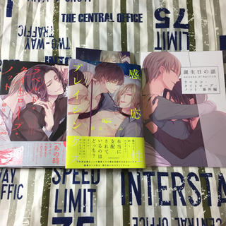 BL 緋汰しっぷ 3冊セット(BL)