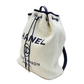 シャネル(CHANEL)のCHANEL  新品ドーヴィル リュック(リュック/バックパック)