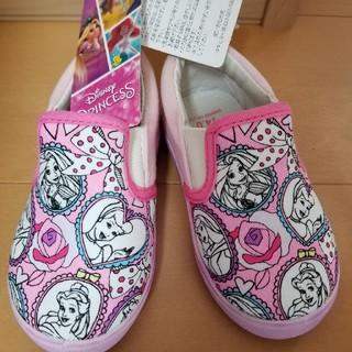ディズニー(Disney)の靴(スリッポン)