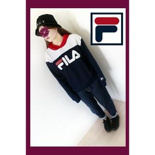 フィラ(FILA)の【定番】 FILA (フィラ) パーカー(Tシャツ(半袖/袖なし))