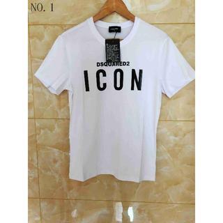 ディースクエアード(DSQUARED2)の2018SS ディースクエアード2  半袖Tシャツ   サイズM(Tシャツ/カットソー(半袖/袖なし))