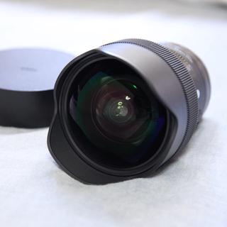 シグマ(SIGMA)のsigma 14mm f1.8 canon用(レンズ(単焦点))