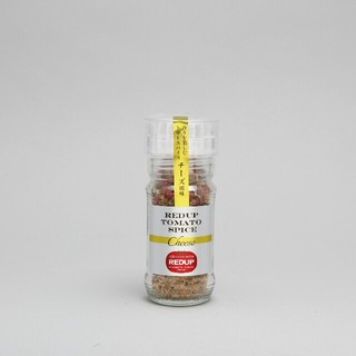 トマトスパイス【ミルタイプ】チーズ味(調味料)