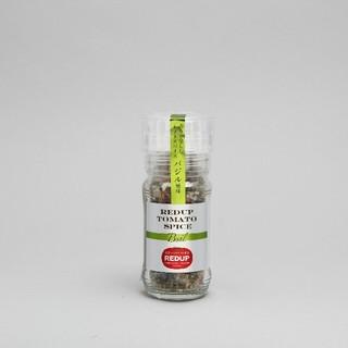 トマトスパイス【ミルタイプ】バジル味(調味料)