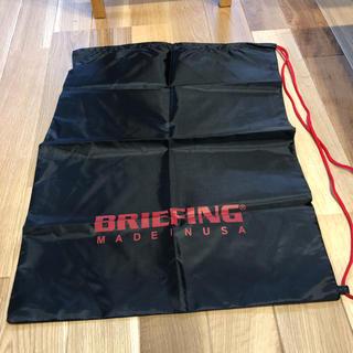 ブリーフィング(BRIEFING)のブリーフィング  エコバッグ 巾着 未使用品(エコバッグ)