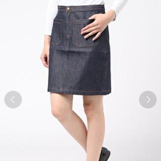アーペーセー(A.P.C)のAPC◎スカート(ひざ丈スカート)