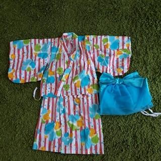 BREEZE - ストライプ柄の浴衣