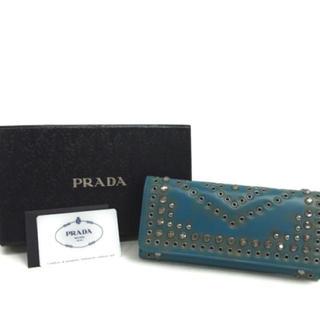 プラダ(PRADA)の✨PRADA プラダ ビンテージ レア‼️ 長財布 財布 ✨レディース(財布)