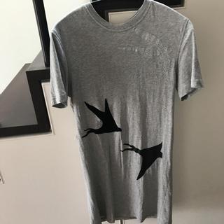 アレキサンダーマックイーン(Alexander McQueen)のMCQのTシャツワンピ(Tシャツ(半袖/袖なし))