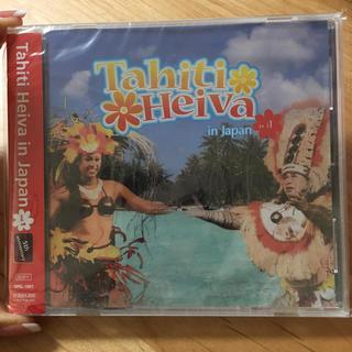 タヒチアン CD TAHITI HEIVA IN JAPAN