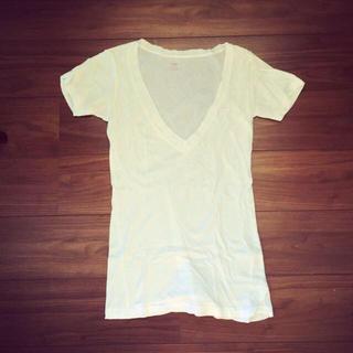 エルエヌエー(LnA)の送料込*LNA Tシャツ カットソー(Tシャツ(半袖/袖なし))