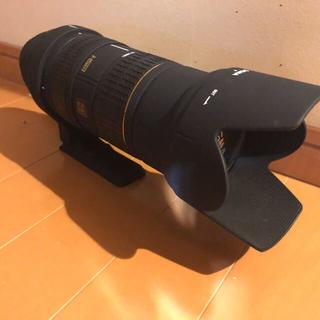 シグマ(SIGMA)の50-500mm canon 望遠レンズ(レンズ(ズーム))