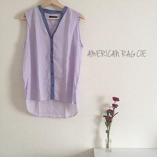 アメリカンラグシー(AMERICAN RAG CIE)のAMERICAN RAG CIE ︎︎◌ ブラウス used(シャツ/ブラウス(半袖/袖なし))