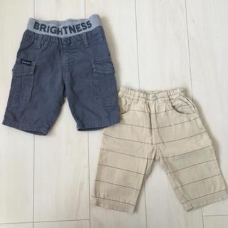 サンカンシオン(3can4on)の90サイズ  半ズボン(パンツ/スパッツ)
