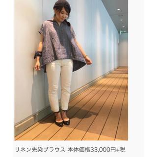 フォーティファイブアール(45R)の45r  フォーティーファイブ   オーバーシャツ(シャツ/ブラウス(半袖/袖なし))