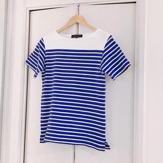 シップス(SHIPS)のシップス   ボーダーシャツ(Tシャツ/カットソー(半袖/袖なし))