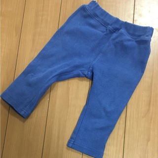 サンカンシオン(3can4on)の3can4on 80 ズボン ブルー(パンツ)
