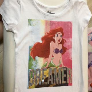 ディズニー(Disney)のアリエル T₋シャツ(Tシャツ/カットソー)