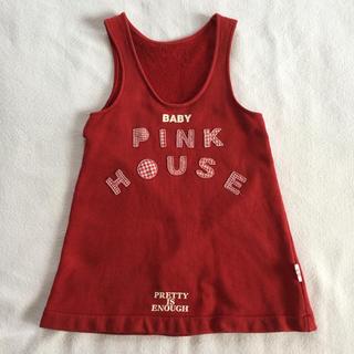 ピンクハウス(PINK HOUSE)のお値下げしました   BABY  PINK HOUSE(ワンピース)