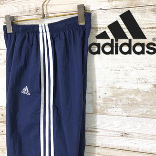 アディダス(adidas)のadidas(アディダス) ナイロン パンツ S サイドライン(その他)