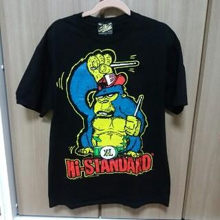 ハイスタンダード(HIGH!STANDARD)のHi-STANDARD Tシャツ ピザオブデス(Tシャツ/カットソー(半袖/袖なし))