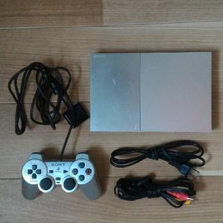 プレイステーション2(PlayStation2)のプレステ2本体(家庭用ゲーム本体)