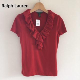 ラルフローレン(Ralph Lauren)のラルフローレン RALPH LAUREN 半袖カットソー サイズM位 綿100%(カットソー(半袖/袖なし))