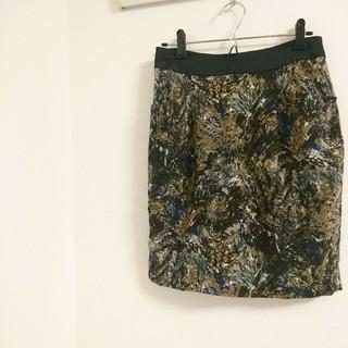 シップス(SHIPS)のSHIPS Mサイズ スカート(ひざ丈スカート)
